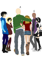 Collab: Strange Group by Jyuudai