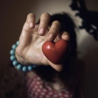 vintage heart by hope05