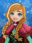FROZEN: Anna by anime234dotcom