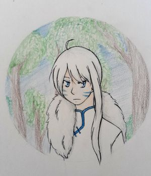 Contest entry by animelover7032