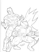 Wolvie and Bats WIP by jwientjes