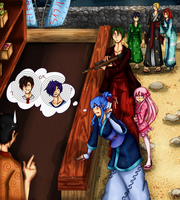 Fragment-Event Matsuri by orties