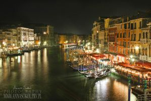 Venice painted with light by sokoolka