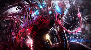 Carnage - Original Signature by Kypexfly