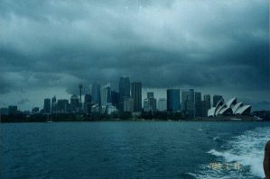 Sydney, Australia... by anotherloststray