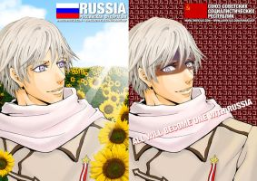 APH Russia 2 versions by ladykylie