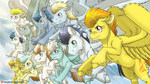 Rulers of the Sky by InuHoshi-to-DarkPen