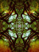 forest fractal by janotteiseencooltube