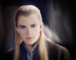 Legolas by LittleTurtleDuck