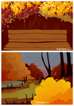 Autumn by ratbaq