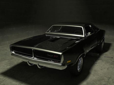Dodge Charger by sevenmelons83