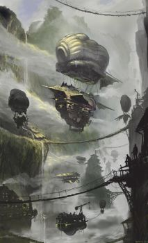 airships by 5ofnovember