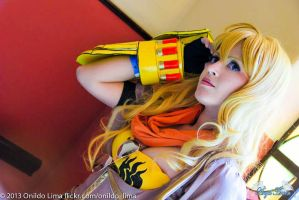 Yang Xiao Long by Angel--Arwen