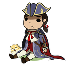 Little Haytham by Xanthocephalus