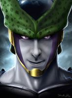 PERFECT CELL by Sheridan-J