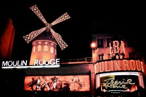 Moulin Rouge by laurentis