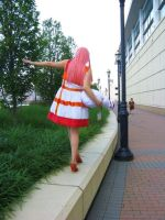 anemone and Guliver cosplay 6 by HarajukuShoujo