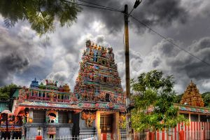 Indian Heritage Temple by SAMLIM