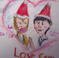 Once-ler and Loki in loveeeeeeeeeeeeeee by TheMustacheWarrior