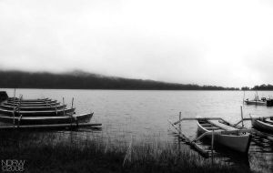 morning at ulun danu by ndrwisme