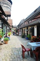 Nuernberg idyll by mobbe-pingvin