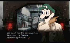 dr weegee wants to start the operation by chappy-rukia