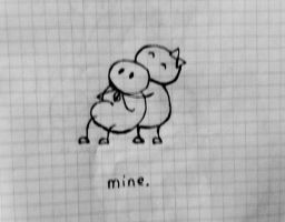 mine. by grave4rent