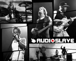 Audioslave by SeeknDestroy