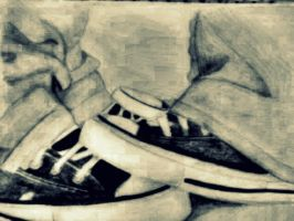 Peace, love, converse. by AMT-MoreMoreMore
