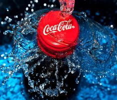 coca cola thirst by SaphoPhotographics