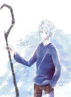 Jack Frost /doodle/ by Yumicchie