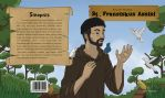 St. Francis of Assisi ~ Cover Book by Diablos7
