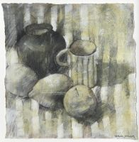 charcoal and gesso by derekjones