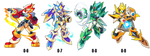 Curious, Which is the best one for you? by ultimatemaverickx