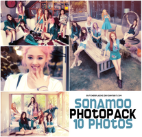 Sonamoo - photopack #01 by butcherplains