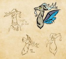 Discord Doodles by HoloSnipe