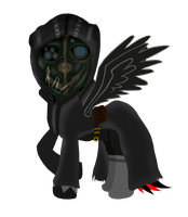 Request Dishonored Iron Gaze by CutesieArt