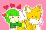Touch Fluffy Tails by Hexidextrous