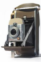 Polaroid Model 80A by Ryan-Warner