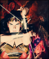 Wonder Woman by wild-kard2003