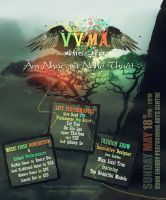 VVMA Flyer by xyunaxfantasiesx