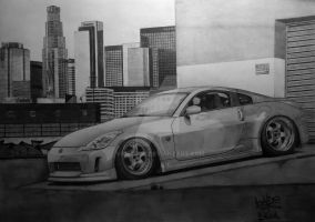 350 Z by VictoR38