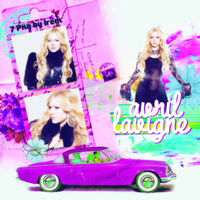 PNG Pack (23) Avril Lavigne by IremAkbas