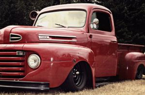 49 Ford by FrancesColt
