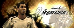 Ricardo QUARESMA by Dasefx