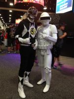Got a pic with DaftTrooper by EddieHolly