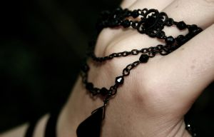 Black Neckles by DCProductions223