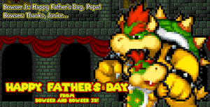 Happy Father's Day 2015 by KingAsylus91