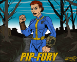Pip Fury by ZZoMBiEXIII