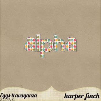 Eggs-travaganza Alpha Bonus by harperfinch